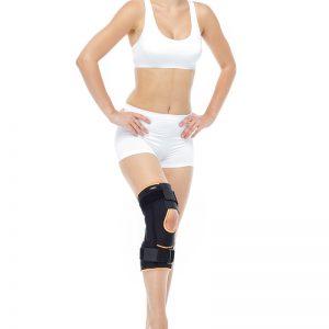 Orlex Patella ve Ligament Destekli Ön Yarım Açık Dizlik