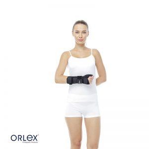 Neopren Baş Parmak Destekli El Bilek Ateli ORX E81