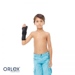 Orlex Baş Parmak Destekli El Bilek Ateli