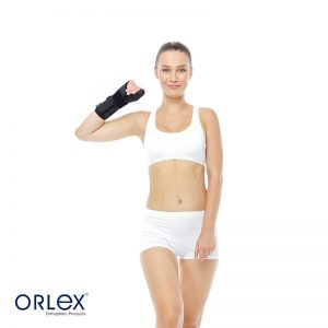 Orlex Standart Neopren Baş Parmak Destekli El Bilek Ateli
