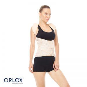 Orlex Standart Dorselomber Korse
