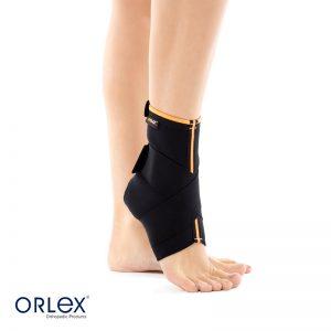 Orlex Standart Çapraz Bantlı Ayak Bilekliği