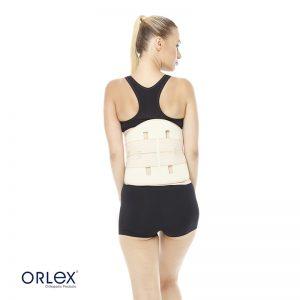 Orlex Destekli Lumbosakral Korse