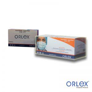 Orlex 3 Katlı Maske